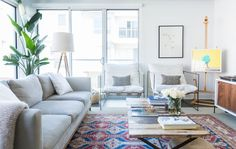 House Tour: The Cartorialist's Classic Los Angeles Home | Apartment Therapy