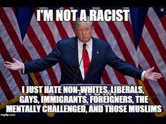 Donald Trump Racist Meme