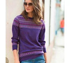 Svetr žakárový vzor | vyprodej-slevy.cz #vyprodejslevy #vyprodejslecycz #vyprodejslevy_cz #moda #damskamoda #xxlmoda #xxl Sweaters, Fashion, Moda, Pullover, Sweater, Fasion, Trendy Fashion, Pullover Sweaters