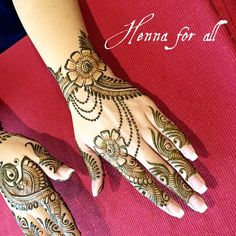Love this design ❤️ #henna #hennadesign #hennajewellery #mehndi #mehndidesign #partyhenna #sangeet #partymehndi #hennaideas #hennadesigninspiration #wedding #indianwedding #hennapro #southasianbride #southasianwedding #punjabibride #njhenna #nychenna #nyhenna