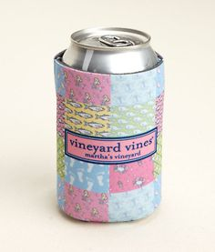 vineyard vines coozie. must remember to pack for hopkins homecoming!