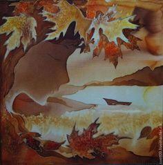 Фэнтези ручной работы. Ярмарка Мастеров - ручная работа. Купить Осень. Handmade. Рыжий, осень, осенние листья, осенний пейзаж