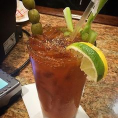 Bowling and Bloody Marys at East Windsor Bowl?  OK!  #njbloodymary