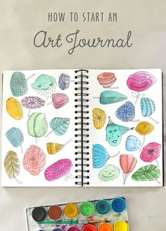 Easy Art Journal Pages Inspiration 30 Ideas For 2019 Fantasy City, Fantasy Warrior, Fantasy Magic, Art Journal Pages, Doodle Art Journals, Art Journaling, Life Journal, Inspiration Drawing, Kunstjournal Inspiration