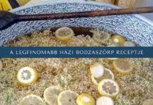 Bodzaszörp télire – Bombabiztos recept! Elderflower, Grains, Rice, Vegetables, Food, Essen, Vegetable Recipes, Meals, Seeds