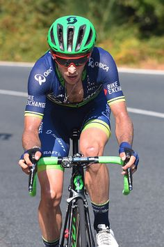 La Vuelta 2016 Stage 6 Simon Yates /Tim de Waele