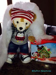 Duffy the Disney Bear www.facebook.com/duffysadventures