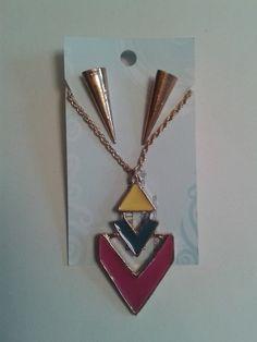 #vintage inspired #jewelry Jewelry Sets, Vintage Inspired, Arrow Necklace, Vintage Jewelry, Inspiration, Biblical Inspiration, Vintage Jewellery, Vintage Jewelry Crafts, Inhalation