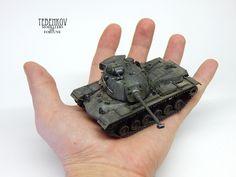 Patton M48A2C