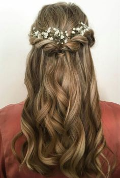 I want baby breath flowers in my hair too