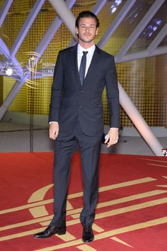 Gaspard Ulliel Photos - Gaspard Ulliel attends the 'Cinecoles Jury Members' photocall during the Marrakech International Film Festival on December 2014 in Marrakech, Morocco. Male Model Names, Male Models, Ulliel Gaspard, Mens Fashion Suits, Men's Fashion, Film Festival, Nice Dresses, Suit Jacket, Handsome