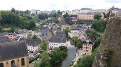 Spending the Day in Luxembourg City Places Ive Been, Places To Go, European Destination, Canary Islands, Throughout The World, Wanderlust Travel, Paris Skyline, Travel Destinations, Mansions