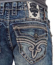 mens jeans and shoes Rock And Roll Jeans, True Religion Men, Rock Revival Jeans, Denim Outfit, Men's Jeans, Stretch Jeans, Cool Outfits, Under Armour, Mens Fashion