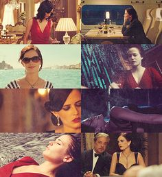 Eva Green as Vesper Lynd - Best Bond girl ever