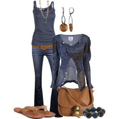 This is my style. I really like this look. Casual yet comfortable.