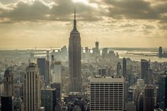 I love New York by Frank Hazebroek on 500px