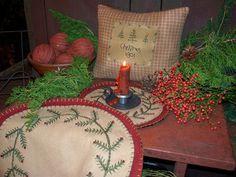 Wool Candle Mats-felt candle mats,candle mat,wool candle mat,Christmas candle mat