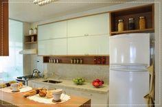 Meu Palácio de 64m²: Decoração em cozinhas compactas