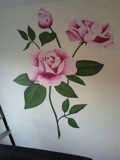 Muur schildering