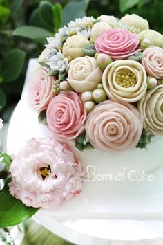 [강동,송파,광진,앙금플라워] 꽃피는봄날, BOMNAL CAKE : 네이버 블로그