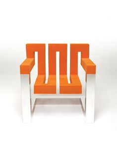 Super cool! I love this chair! www.decorrevamp.com