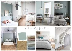 Une chambre parentale cosy et scandinave - Home by Marie