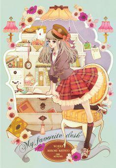 Hiromi  - Anime Fashion Lolita