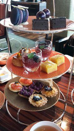 Afternoon Tea Set of Mandarin Oriental Tokyo