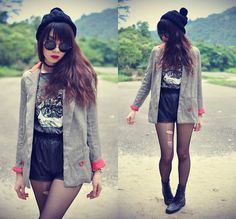 Wait till you hear from me (by Tess Lively) http://lookbook.nu/look/4278709-wait-till-you-hear-from-me