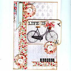 Craftwork Cards - Al Fresco Paper Pad
