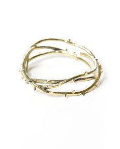 Hello Holiday · Thorny Bracelet