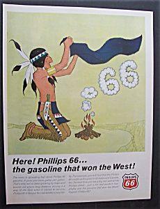 Vintage Ad: 1966 Phillips 66
