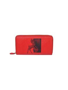 GIVENCHY Givenchy Iconic Print Wallet. #givenchy #