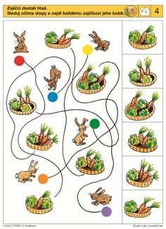* Visuele discriminatie: zoek! Preschool Worksheets, Kindergarten Activities, Preschool Activities, Home Activities, Brain Activities, Interactive Learning, Kids Learning, Activity Sheets For Kids, Sequencing Cards