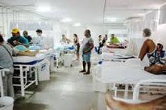 Iram de Oliveira: Saúde em crise: Ala do desespero