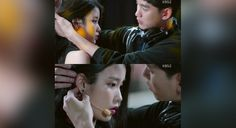 """IU and Kim Soo Hyun's skinship in """"Producer"""" makes hearts flutter"""