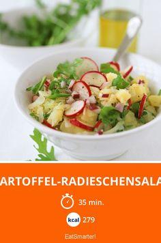 Kartoffel-Radieschensalat - smarter - Kalorien: 279 kcal - Zeit: 35 Min. | eatsmarter.de