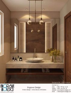 Just the simplicity . no names on top Plant Stone Wood Light … Just the simplicity . no names on top Plant Stone Wood Light … Bathroom Design Luxury, Bathroom Layout, Modern Bathroom Design, Bathroom Ideas, Bad Inspiration, Bathroom Inspiration, Home Room Design, Home Interior Design, Powder Room Design