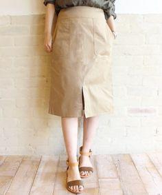 ≪予約≫トリコチンタイトスカート◆(スカート)|FRAMeWORK(フレームワーク)のファッション通販 - ZOZOTOWN