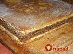 Oreo Cupcakes, Cake Cookies, Czech Recipes, Ethnic Recipes, Sweet Cakes, Sweet Desserts, Nutella, Tiramisu, Sweet Tooth