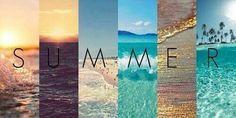 Summer! #beach #swimming #tanning