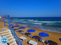 Bed-and-breakfast-in-Griechenland-kreta - Zorbas Island apartments in Kokkini Hani, Crete Greece 2020 Bergen, Crete Greece, Bed And Breakfast, Beach Mat, Outdoor Blanket, Island, Islands, Mountains