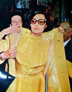 Sophia Loren, Libelle (Belgian edition) February 1967