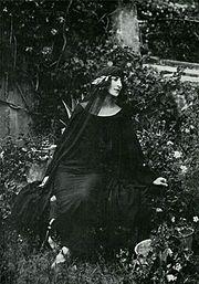 Gabriele D'Annunzio -Luisa Baccara una delle sue amanti