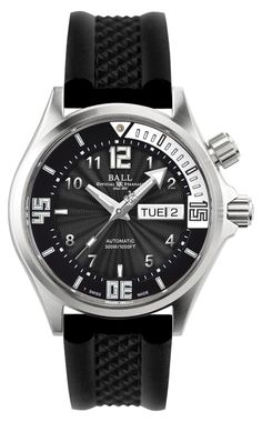 Ball Watch Company the new Engineer Master II Diver Automatic Series