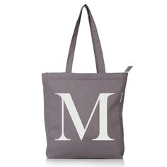 Buy the Alphabet Shopper at Oliver Bonas. Personalise your Bags. Enjoy free worldwide standard delivery for orders over £50.