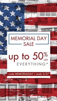 Blindsgalore Memorial Day Sale up to 50% off everything ends 5/27