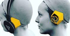 Необычные 3D-печатные наушники  На Kickstarter открыта компания по сбору средств для развития проекта под названием VIE SHAIR  данные наушники должны обеспечить связь с окружающим миром  и не вызывать при ношении дискомфорта.  #3D #3dprinting #3dprinter #3dprint  #Tech #innovation #Technology #Изобретения  #OtherTech by 3dprintexpo2015