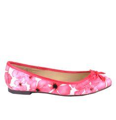 Zapato plano de verano de Menbur (ref. 5912) Summer flat shoes by Menbur (ref. 5912)