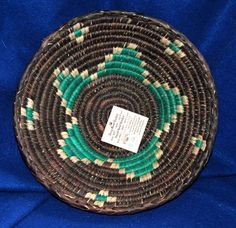 Pretty star basket. 8.5 diameter x 2.5 ht Great for snacks and parties. Just 10.95 + shipping to your door. See more this size and larger baskets in a wide variety of colors & designs in our ebay store! #basket #homedecor #southwestern